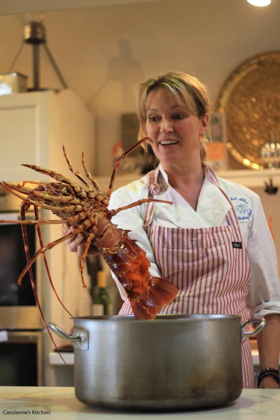 Rachel Allen Crayfish