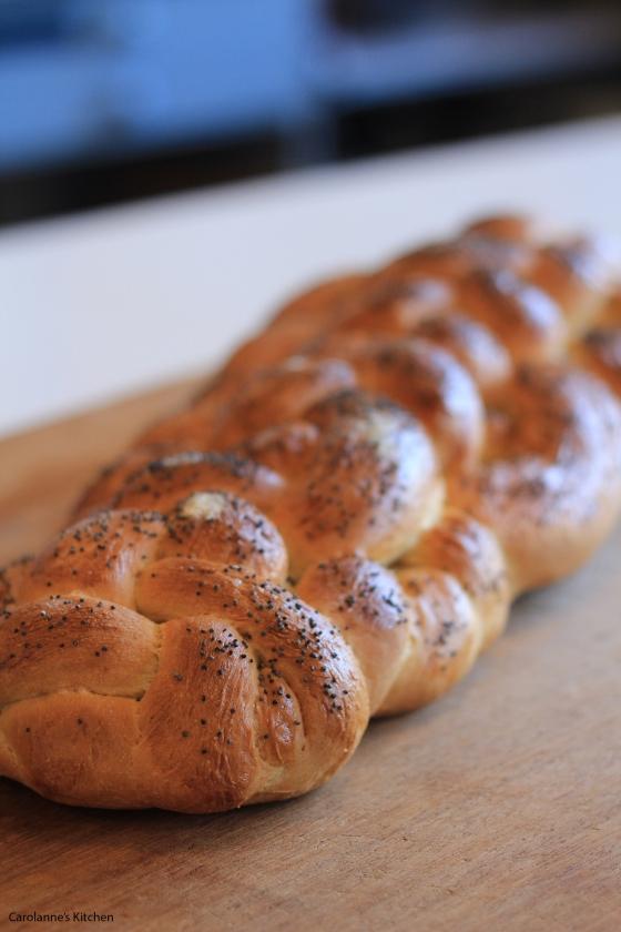 8 Plait Yeast Bread
