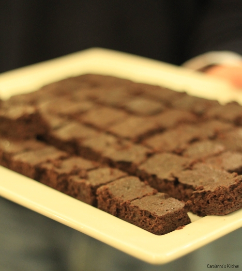 Knockemeal Down Stout Brownies