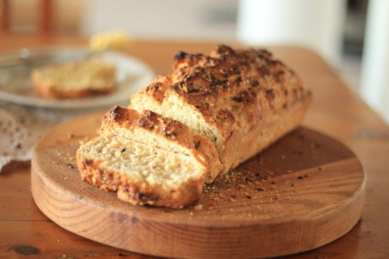 Beer Bread and Butter