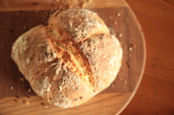 Beer Bread Round