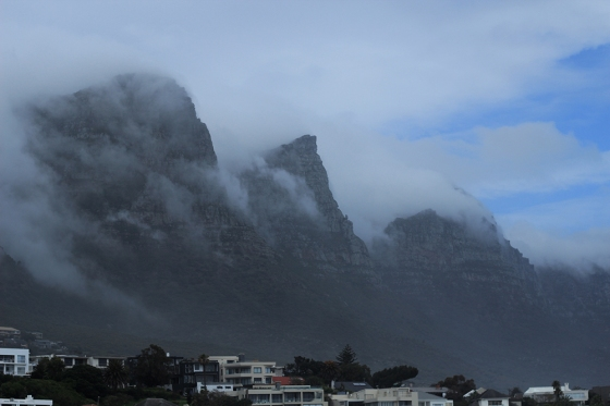 CT Clouds on Table Mountain